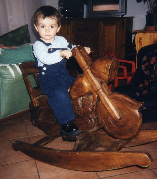 Mon fils en 2004